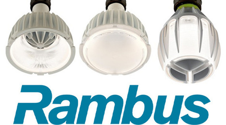 How Rambus turned its patents into an LED lighting business ...   Crystal Chandelier   Scoop.it
