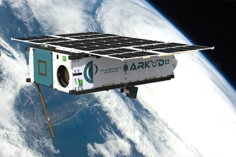 Asteroid Mining Company's 1st Satellite Launches from Space Station | New Space | Scoop.it
