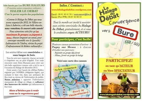 Le Halage du Débat : on remet ça cet été!   Le Côté Obscur du Nucléaire Français   Scoop.it