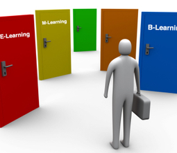 E-learning, M-learning y B-learning | b-Learning - CUED | Scoop.it