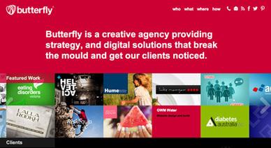 The Best Designs / Best Web Design Awards & CSS Gallery | Digital, Social Media, Web | Scoop.it