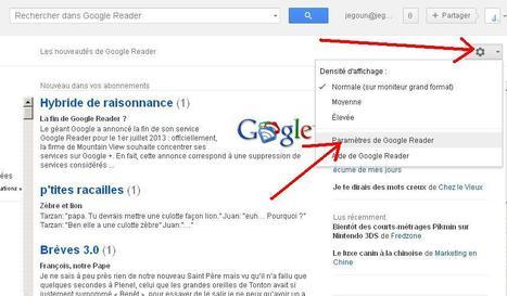 Google Reader : sauvegarder vos abonnements | Information documentation, community manager and co | Scoop.it