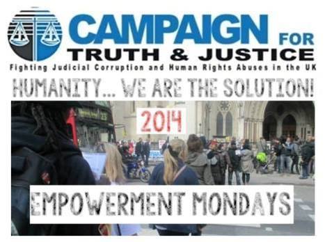 Empowerment Mondays The Weekly Protest 2014'Empowerment Mondays' Kicks Off 6th January @ Southwark Crown Court | SocialAction2014 | Scoop.it