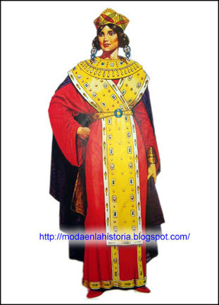 HISTORIA DE LA MODA: LOS BIZANTINOS | La vestimenta y calzados también tienen su historia. | Scoop.it