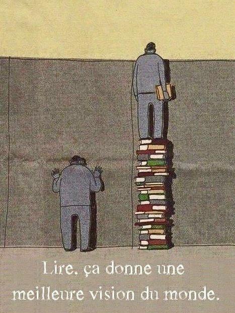Et vous, pourquoi lisez-vous ? | En français, au jour le jour | Scoop.it