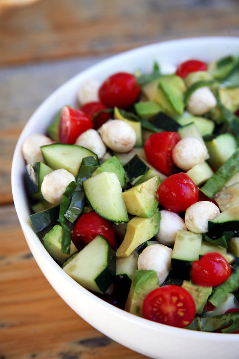 A How-To For Crafting the Ultimate Weight-Loss Salad   fitness, health,news&music   Scoop.it