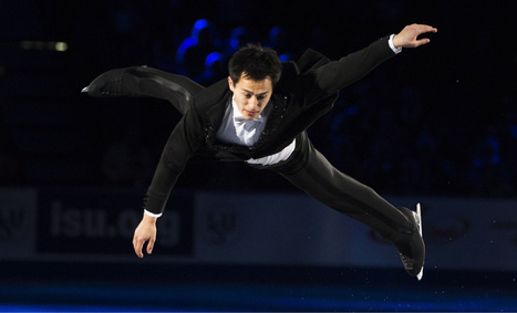 """Skate Canada: Newly independent Chan 'in control' of skating and life: DiManno - Toronto Star 