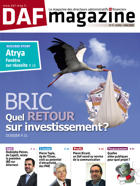 Capital investissement français : le point de vue de Lionel Lambert, associé-fondateur de Ciclad   L'UNIVERS ALPHA OMEGA   Scoop.it