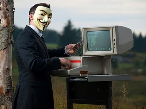Anonymous releases guide on how to hack Isis | DigitAG& journal | Scoop.it