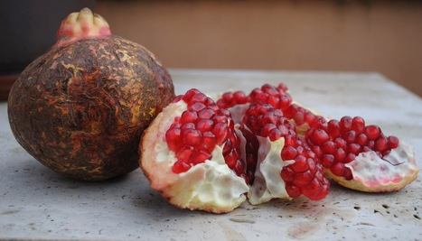 Pomegranates | Fruit for Health | Scoop.it