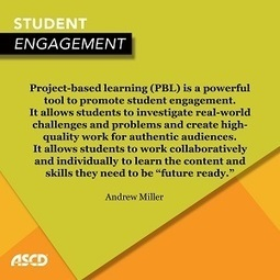 Three Tips for More Engaging PBL Projects   High Performance Learning   Scoop.it