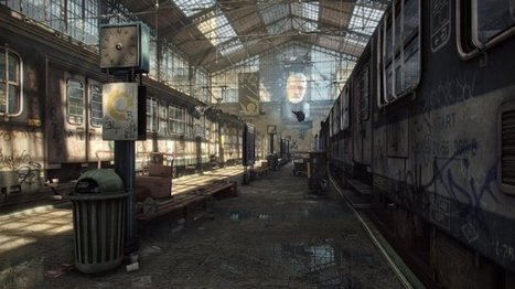 Half-Life 2 Train Station Remade in UDK | UDK | Scoop.it