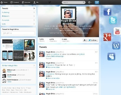 "How to Maximize Your New Twitter Profile | ""#Google+, +1, Facebook, Twitter, Scoop, Foursquare, Empire Avenue, Klout and more"" 