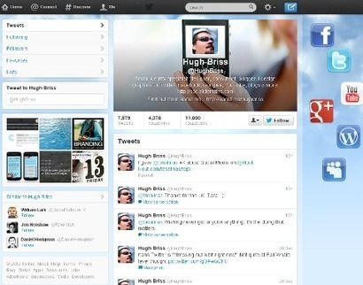 How to Maximize Your New Twitter Profile | Digital Marketing, an Integrated Approach | Scoop.it
