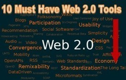 10 Free, Must Have Web 2.0 Tools for Your Teaching & Training ... | Edtech PK-12 | Scoop.it