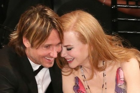 Keith Urban Calls Nicole Kidman His 'Great Love' | Country Music Today | Scoop.it