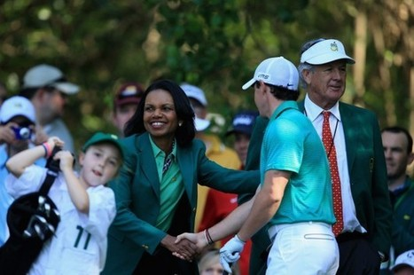 Women And Children Welcome At Augusta | GolfNumberOne Canary Islands Golf trips | Scoop.it