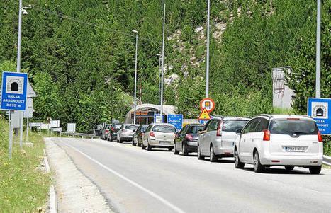 El túnel de Bielsa se cerrará por la noche entre el 4 y el 14 de abril | Noticias de Huesca provincia en Heraldo.es | Christian Portello | Scoop.it