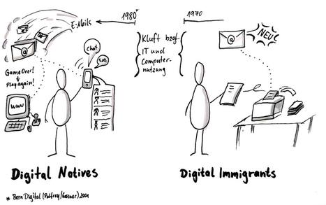 Non, tous les digital natives ne sont pas des experts des réseaux sociaux ! | Médias sociaux & web marketing | Scoop.it