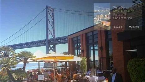 TripIt y Google Glass presentan la primera agenda de viajes virtual - Viajaratope   Viajes   Scoop.it