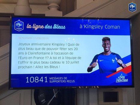(Innovation) Quand la FFF innove sur Facebook pour connecter encore plus les Fans aux Bleus | A.S.2.0 - 12 | Scoop.it