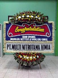 Bunga Papan ke Kelapa Gading   Toko Bunga by Florist Jakarta   Bunga Ucapan Selamat   Scoop.it