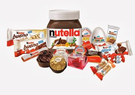 Retour sur la conférence : la stratégie de Ferrero pour gérer le buzz autour de l'huile de palme | My DigiTag | Scoop.it