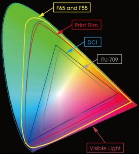 Sony's PMW-F5 and F55: Defining the Color Filter Array CFA  CineTechnica | Technical & Social News | Scoop.it