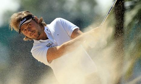 Victor Dubuisson spectateur de Westwood à Dubai | Les dernières news golf et info golf | Scoop.it