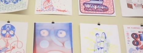 La Grande Boucle des Makers : dans le fablab des artistes | FabLab-Net-iKi | Scoop.it
