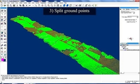 Road Surface Modeling from LiDAR Data | Everything is related to everything else | Scoop.it