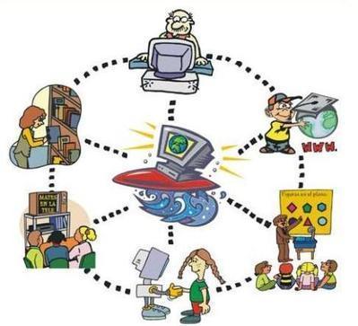 las tecnologias educativas.jpg (470x428 pixels) | Practica | Scoop.it