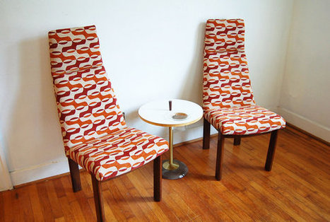 Vintage 1970s Chairs | In the Shop | Scoop.it