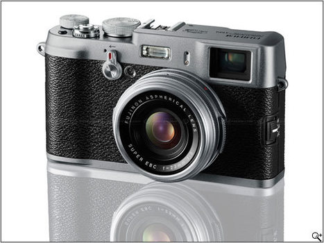 Fujifilm announces commercial release of FinePix X100 | Photography Gear News | Scoop.it