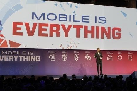 6 tendances mobiles du MWC16 à surveiller | Digital Smart Insights | Scoop.it