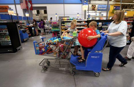 Facebook saura dans quels magasins vous faites vos courses | Geeks | Scoop.it
