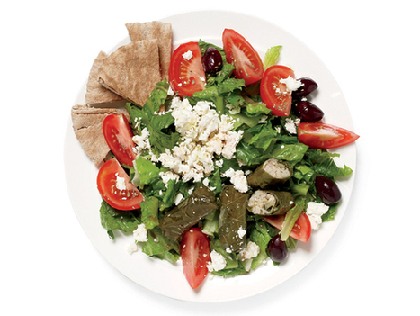 12 Slimming Salads | Healthy Eating - Recipes, Food News | Scoop.it