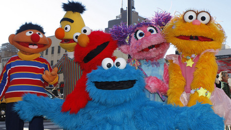 Sesame Street helps poor kids learn faster | Kindergarten | Scoop.it