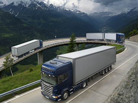 Trucking Industry Confirms: The Economy Has Slowed | TheBottomlineNow | Scoop.it