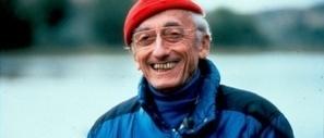Le Commandant Cousteau «faisait chier les poissons», assassinait des requins et faisait péter les récifs à la dynamite   eco   Scoop.it