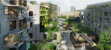 c_life: City as a Living Factory of Ecology – Urban Times | Restorative Developments | Scoop.it