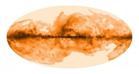 ST - 2014 : Planck dévoile l'empreinte magnétique de notre Galaxie - CNES | Tout est relatant | Scoop.it