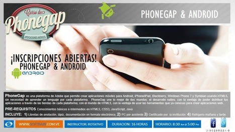 Ow.ly - image uploaded by @softrain_vzla   Développement mobile cross-plateforme   Scoop.it