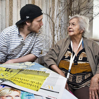 Intergenerational learning: exchanges between young and old - Esther Perel | The Art and Science of Relationships | Scoop.it