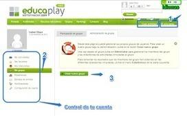 En la nube TIC: Educaplay: crea fácilmente actividades interactivas para tu clase | Las TIC en el aula de ELE | Scoop.it