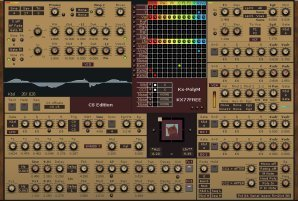 KX77FREE : plugin VST Kx-PolyM-CSE (Yamaha CS-70)   DIY Music & electronics   Scoop.it