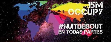 CNA: Más de 190 ciudades europeas, entre ellas 15 españolas, se suman al 15M Global que confluirá con el NOUIT DEBOUT | La R-Evolución de ARMAK | Scoop.it