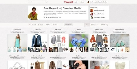 Pinterest Testing New News Section | Business 2 Community | Everything Pinterest | Scoop.it