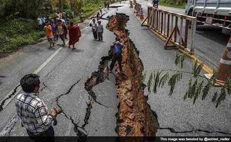 Geology IN: What caused the Nepal earthquake? | Enseñar Geografía e Historia en Secundaria | Scoop.it