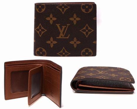 Louis Vuitton AAA M60233 Wallet,Cheap men louis vuitton Monogram wallet online sale | Other Brand Clothings | Scoop.it